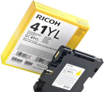 Ricoh cartridges
